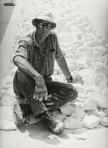 Portrait de Richard Long